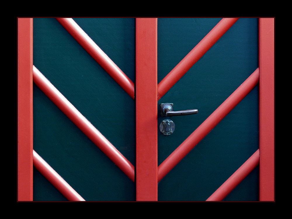 Tür oder Tor