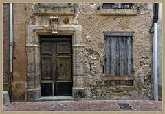 Tür und Fenster