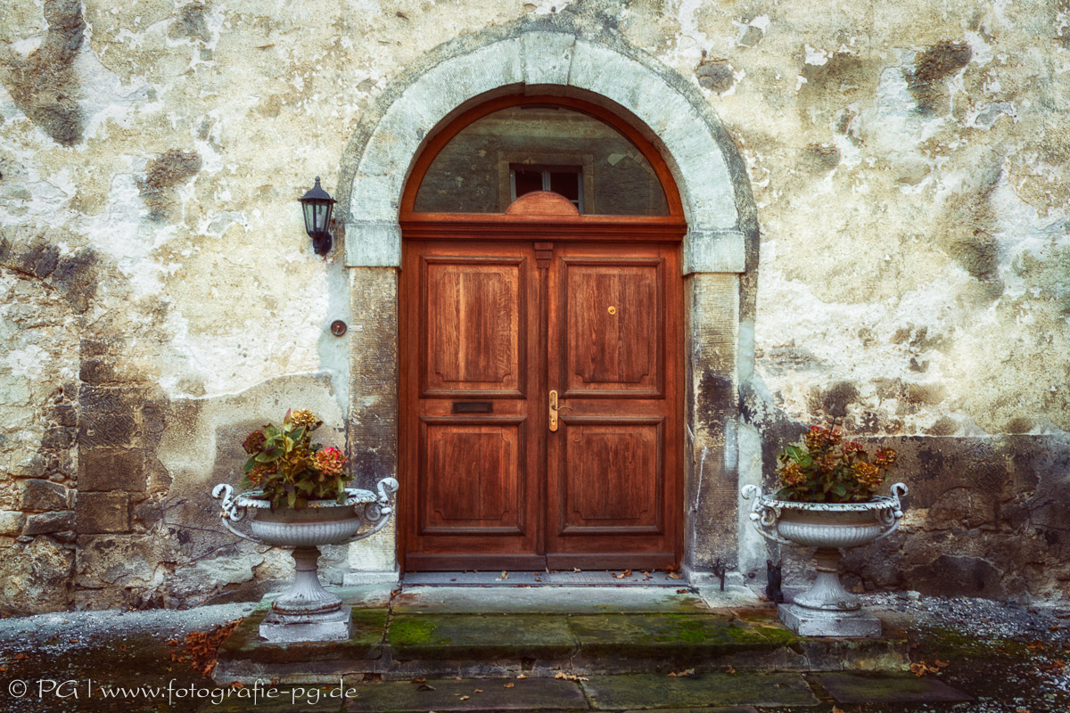 ... Tür zum 1. Advent ...