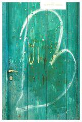 Tür zum Herzen