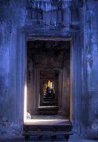 Tür zur Ruhe in Angkor Wat