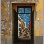 Türe Altstadt Funchal  ©