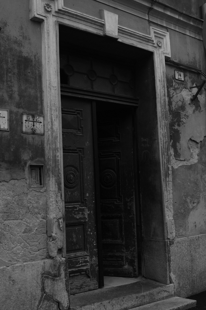 Türe in Györ