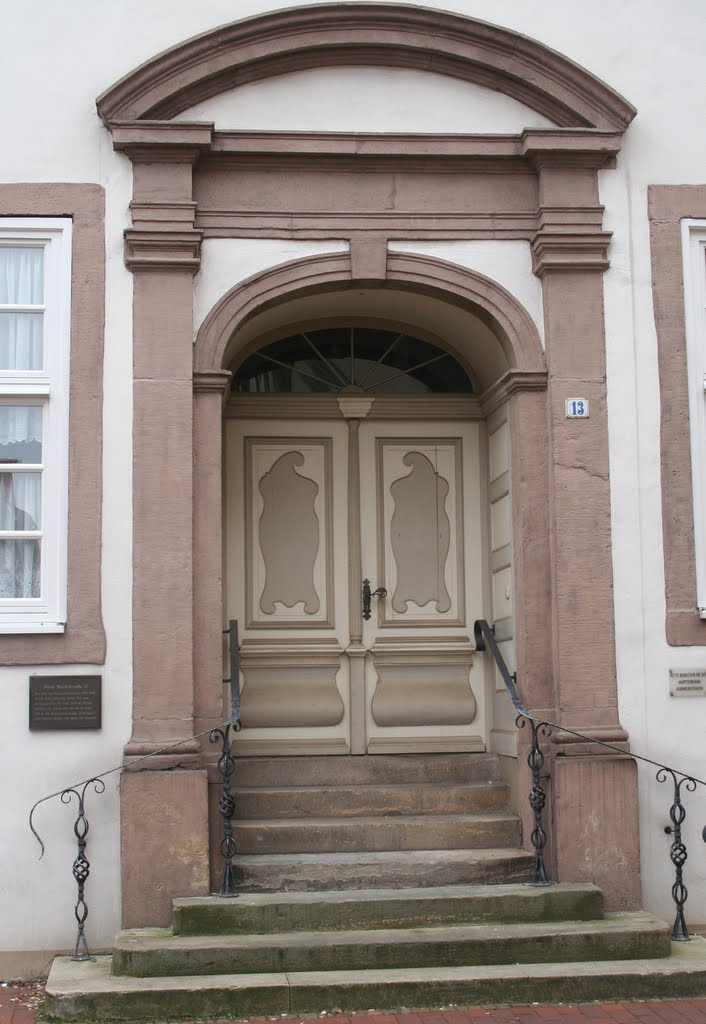 Türen in Hameln 2