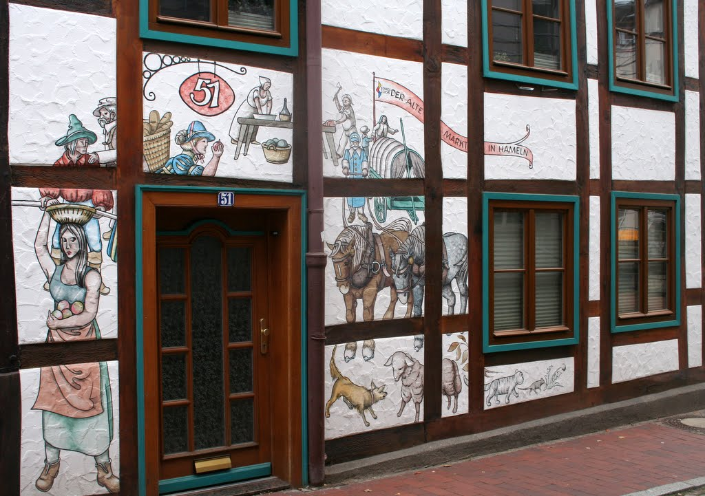 Türen in Hameln 5