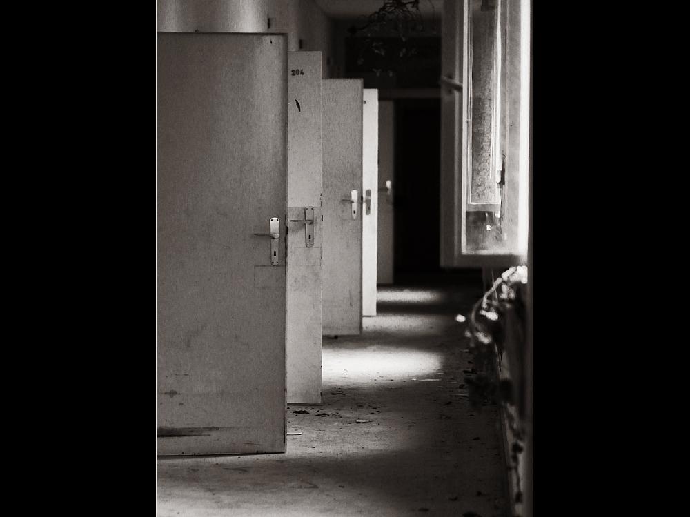Türen öffnen sich zur Stadt...
