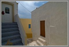Türen, Treppen, Fenster in der Ägäis