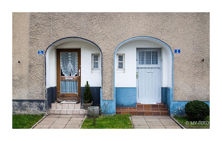 Türen und Fenster - alte Siedlung 2