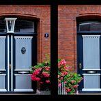 Türen wie dazumal - Collage 2