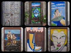Türenkunst in Funchal