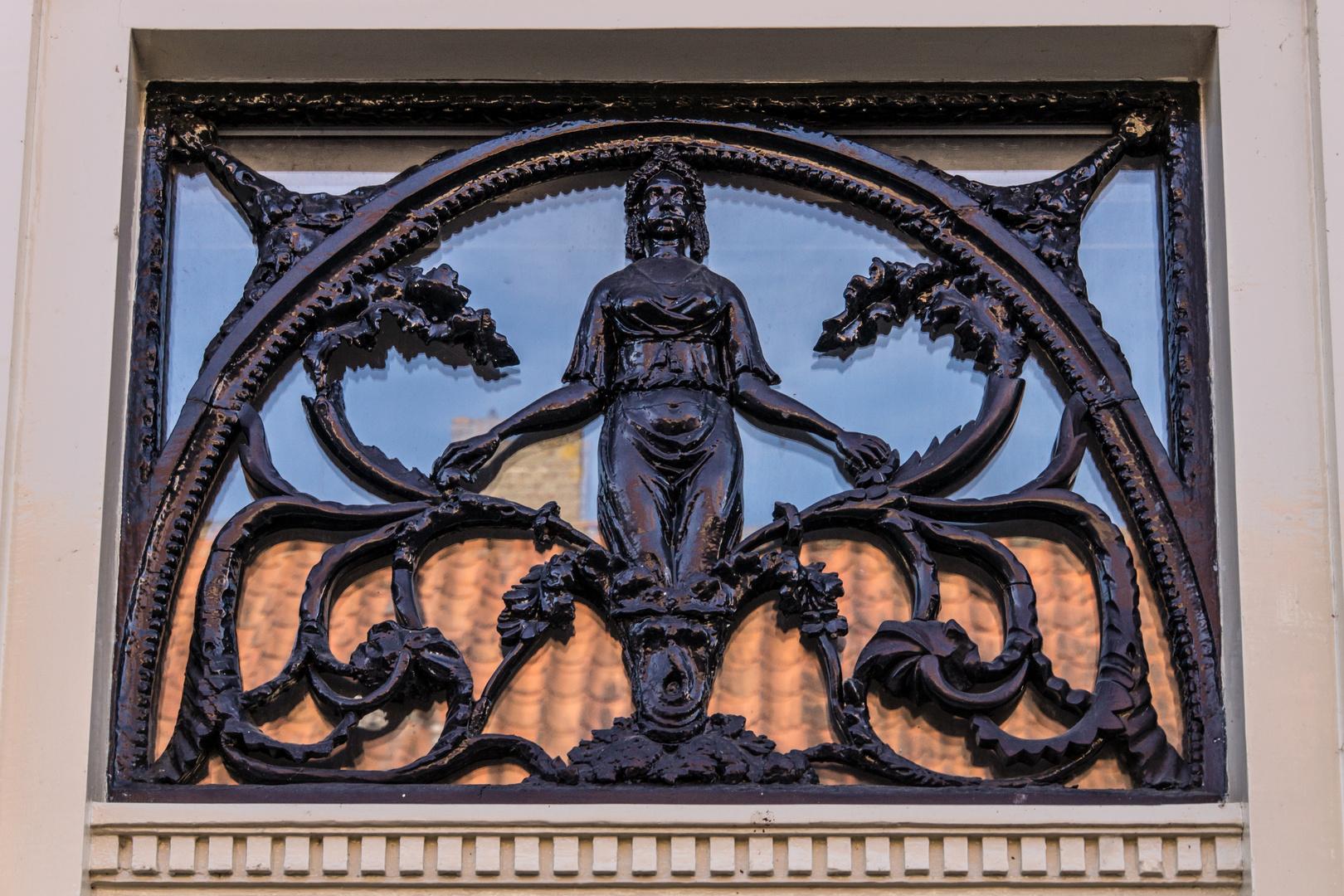 Türfenster - Elburg/Niederlande Foto & Bild | architektur, fenster ...