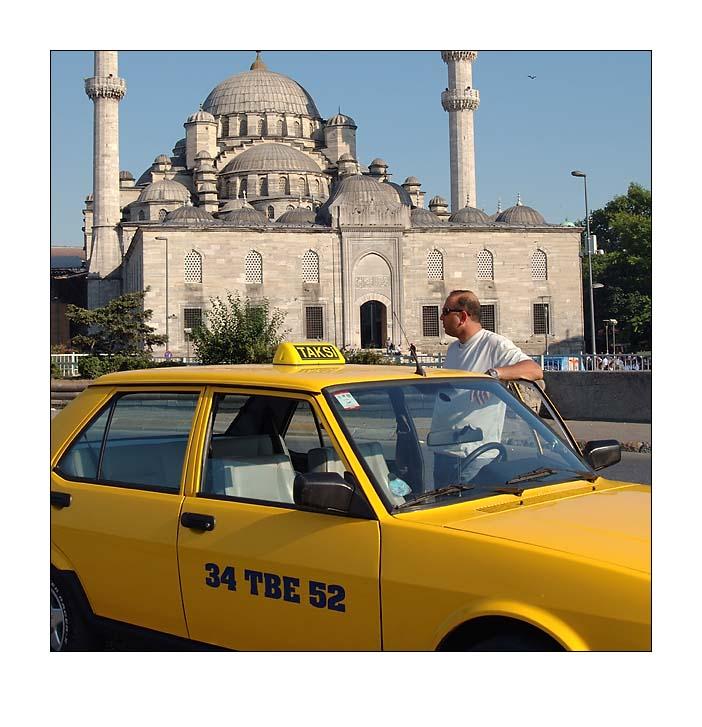 Türkei 3: der Taksi-Fahrer