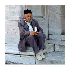 Türkei 7: vor der Moschee