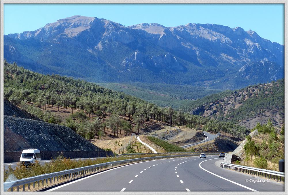 Türkei - durch das Taurusgebirge über Iscenderum nach Antgakya - 2