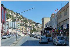 Türkei - Iscenderum - Stadtansicht
