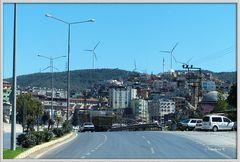 Türkei - Iscenerum - Stadtansicht