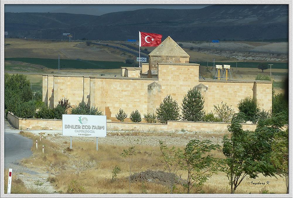 Türkei - Karawanserei Saruhan