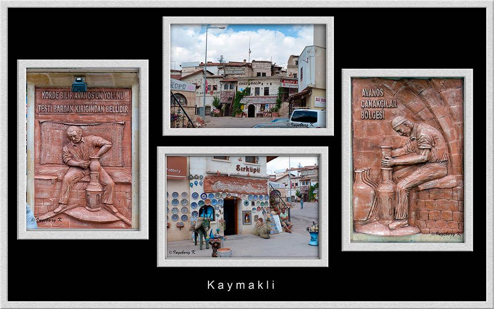 Türkei - Kaymakli - 3