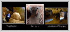 Türkei - Kaymkli - Höhlenwohnungen - reload, versehentlich gelöscht auch leider 16 Anmerkungen