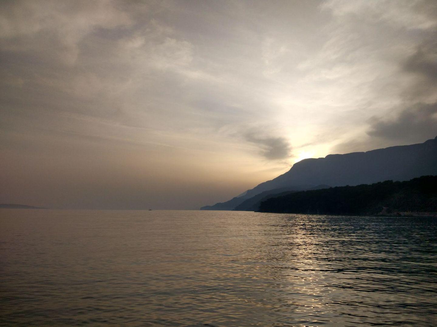 Türkei Süd Küste mit dem KTM Duke