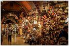 Türkisch-Lampen im Grand Bazaar - Istanbul