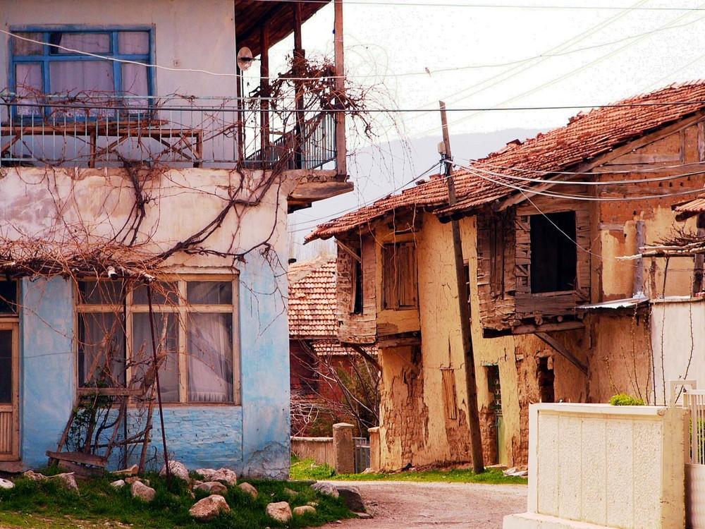 Türkische Hinterlandschaft