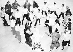 Türkischer Tanz in der Schule