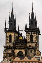 Türme der Teynkirche