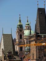 Türme Türme Türme in Prag