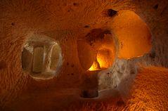Tuffsteinhöhle