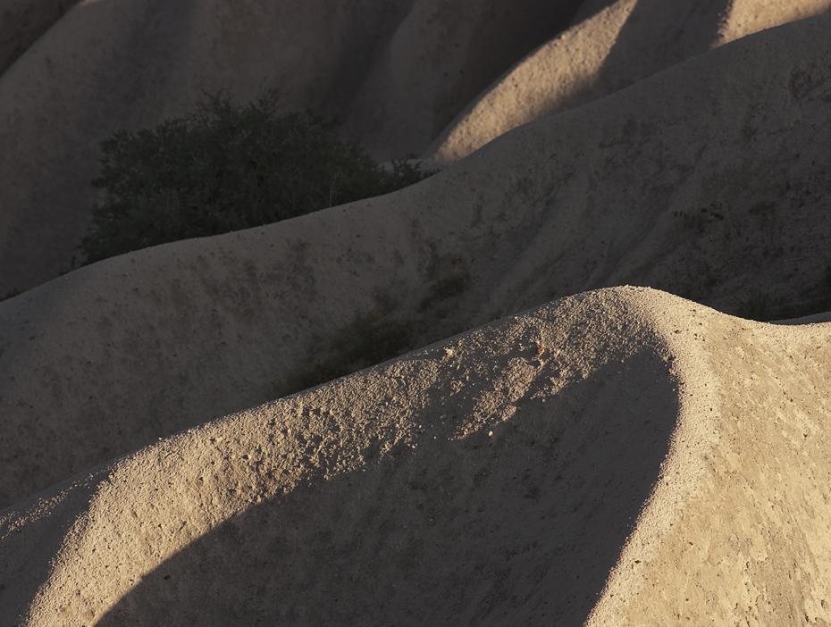 Tuffsteinwellen & -Schatten