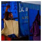 Tuk Tuk Fahrer in Kunming / China