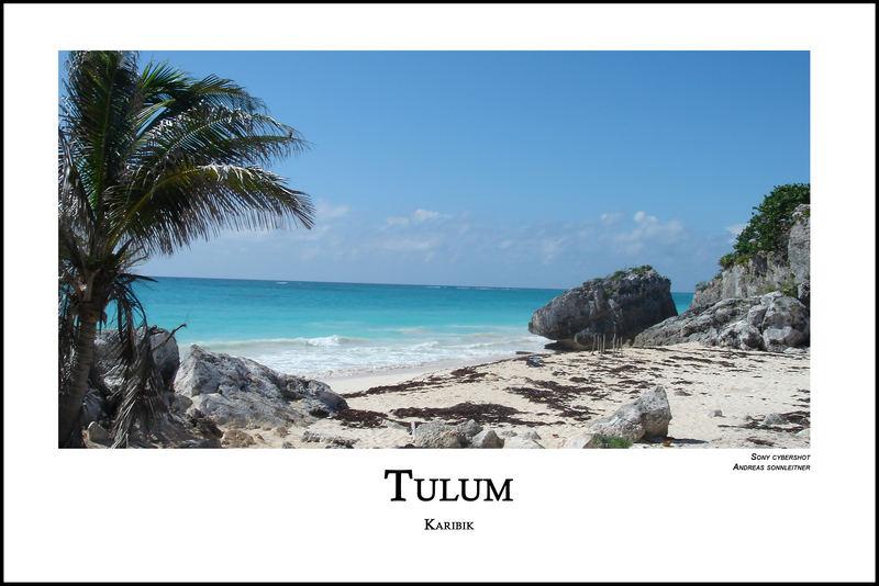 Tulum - Karibik