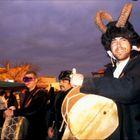 Tumbarinos - Maschera carnevalesca - Gavoi (NU) - Sardegna