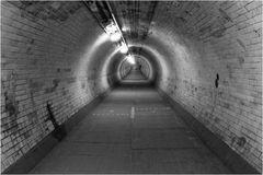 tunnel #2: greenwich pedestrian tunnel