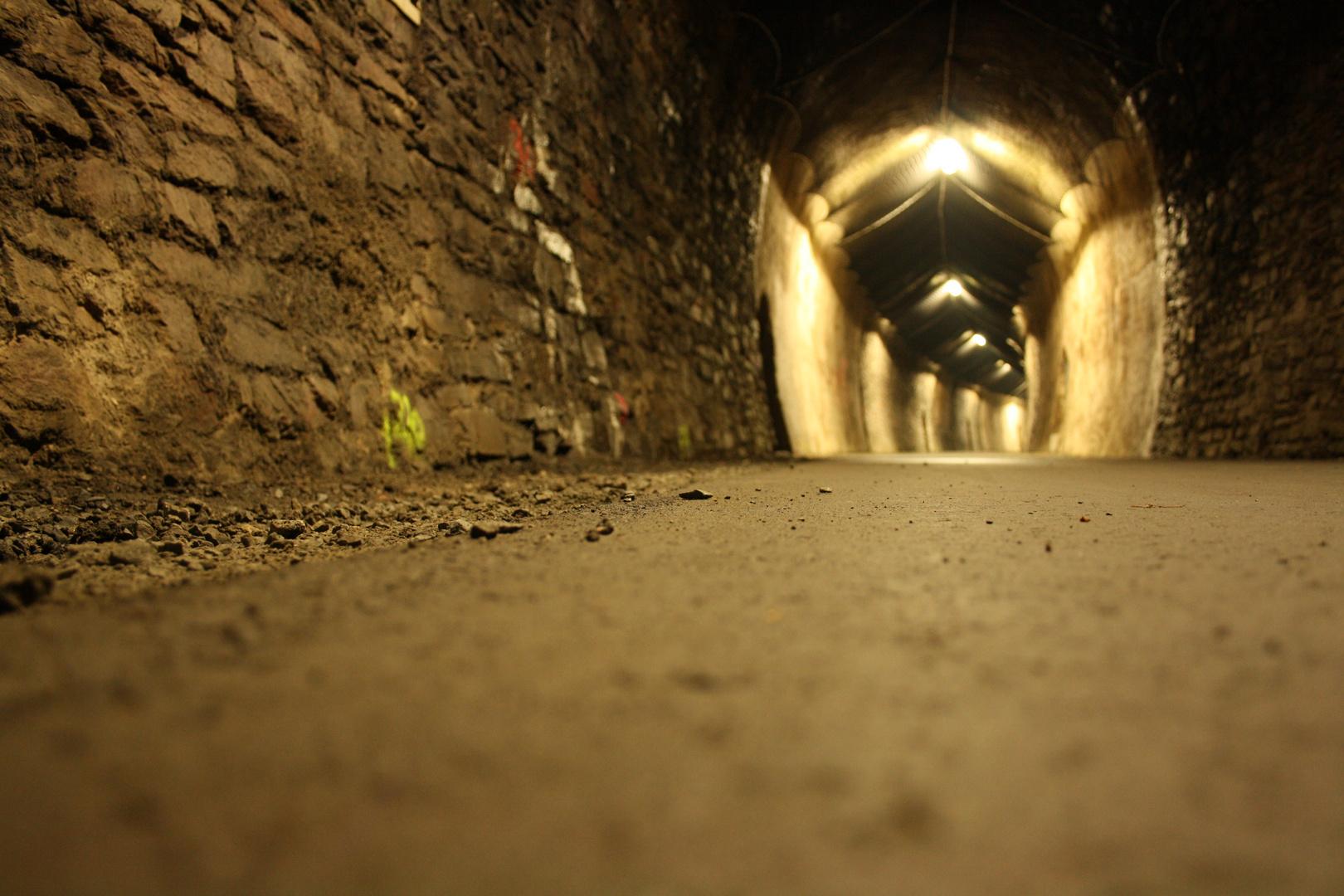"""""""Tunnel bei Hohenhain"""""""