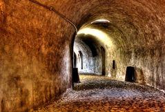 Tunnel - Festung Ehrenbreitstein