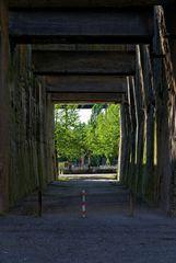 Tunnel im Landschaftspark Duisburg Nord