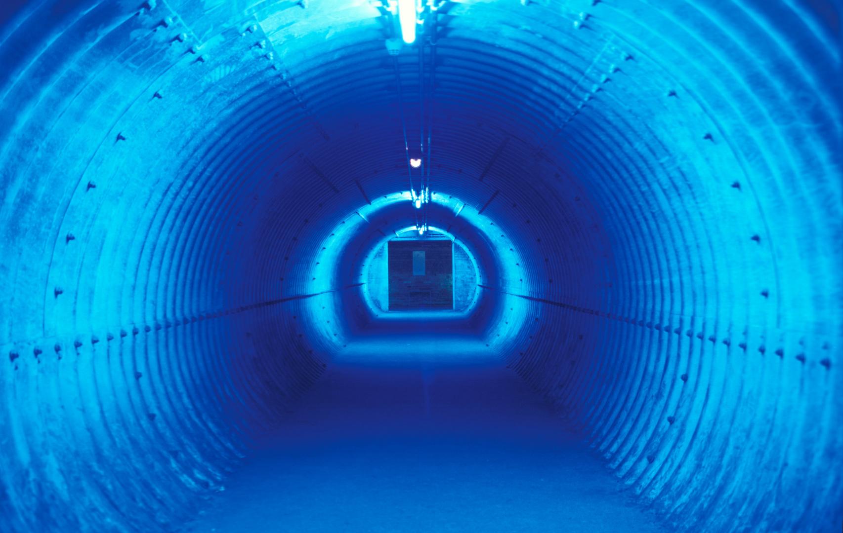 Tunnel Kokerei Zollverein