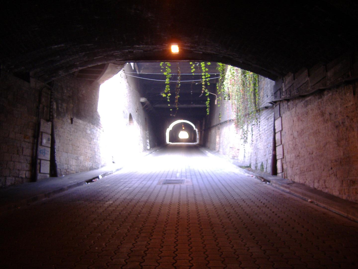 Tunnel, Lyon