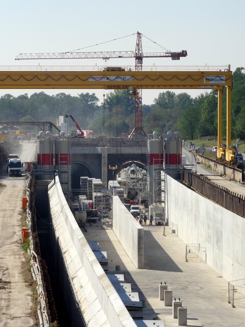 Rastatt Tunnel