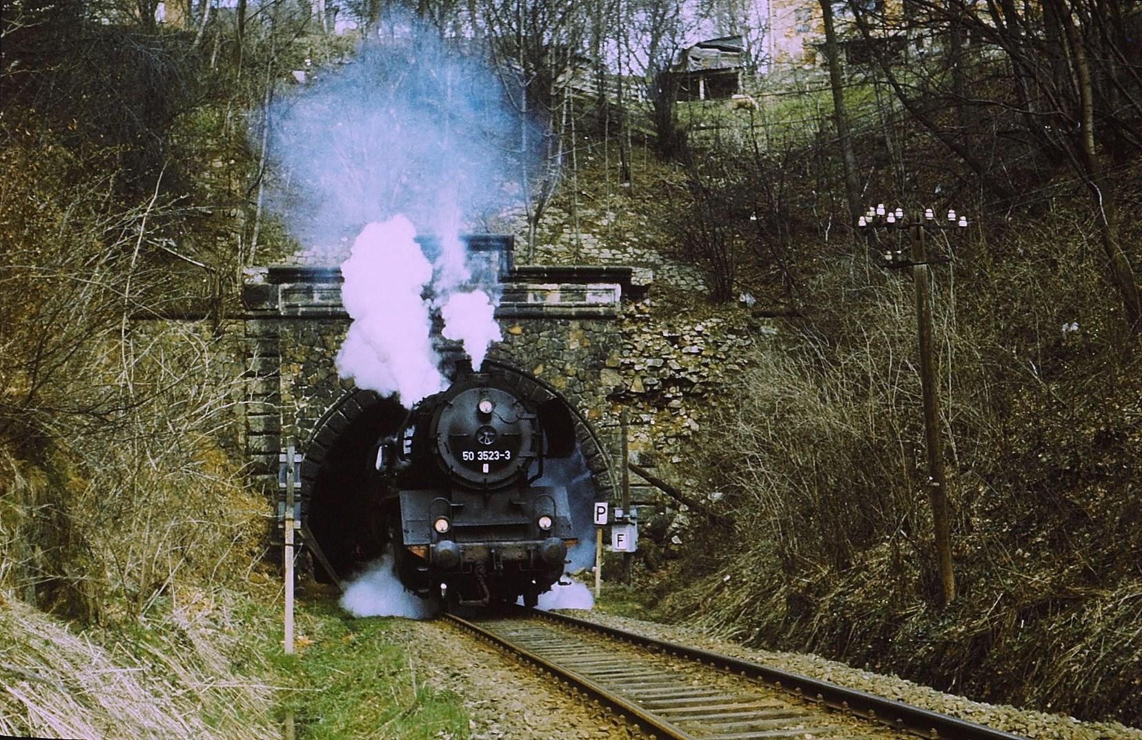 Tunnel Rochsburg