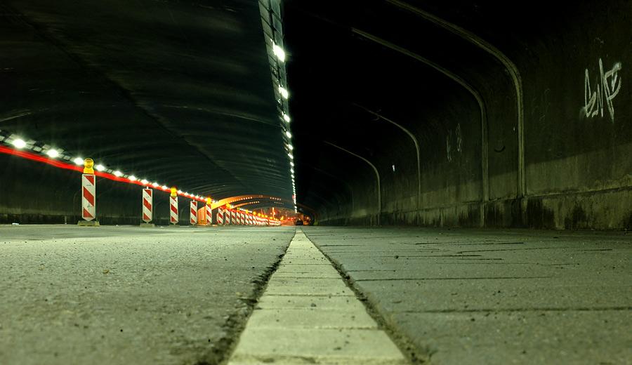Tunnel überarbeitet
