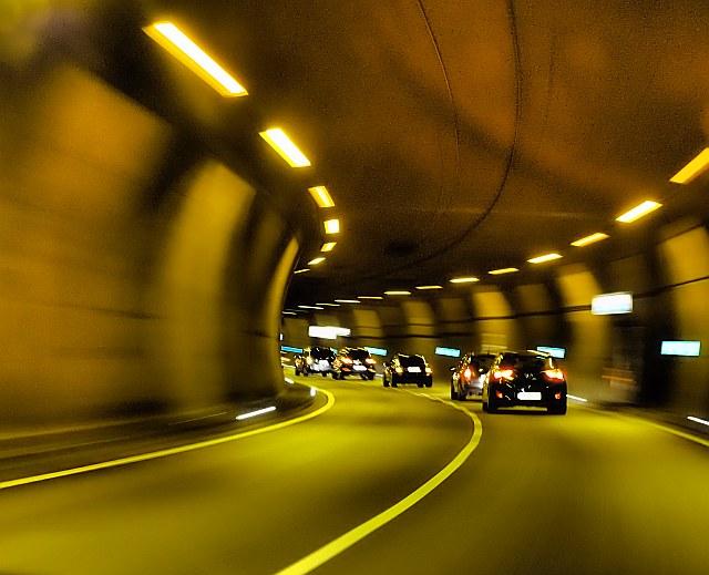 Tunnel vision II