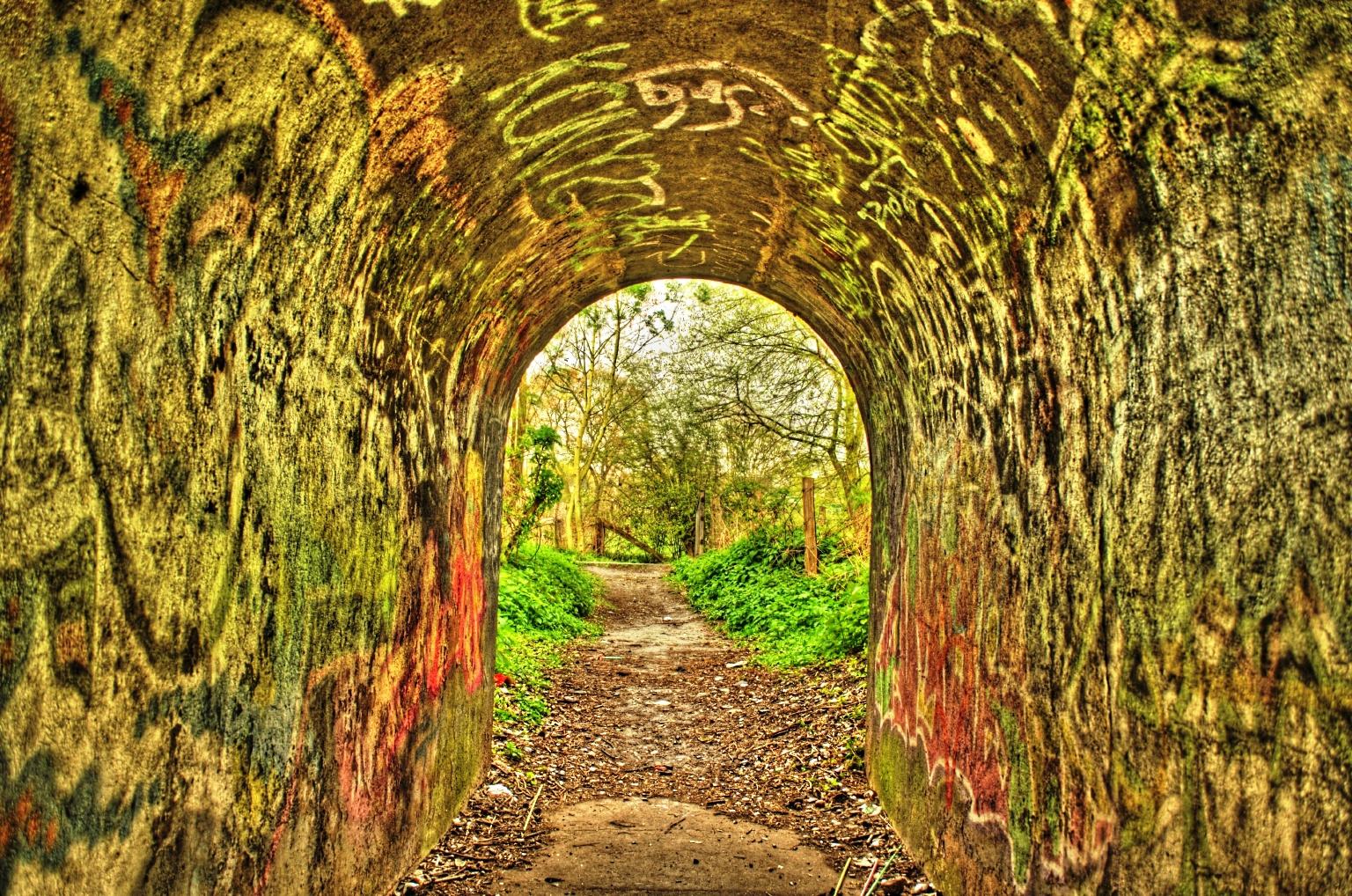 Tunnelausgang