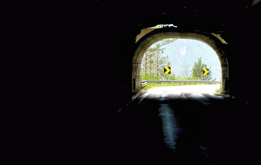 Tunnel(Durch)blick