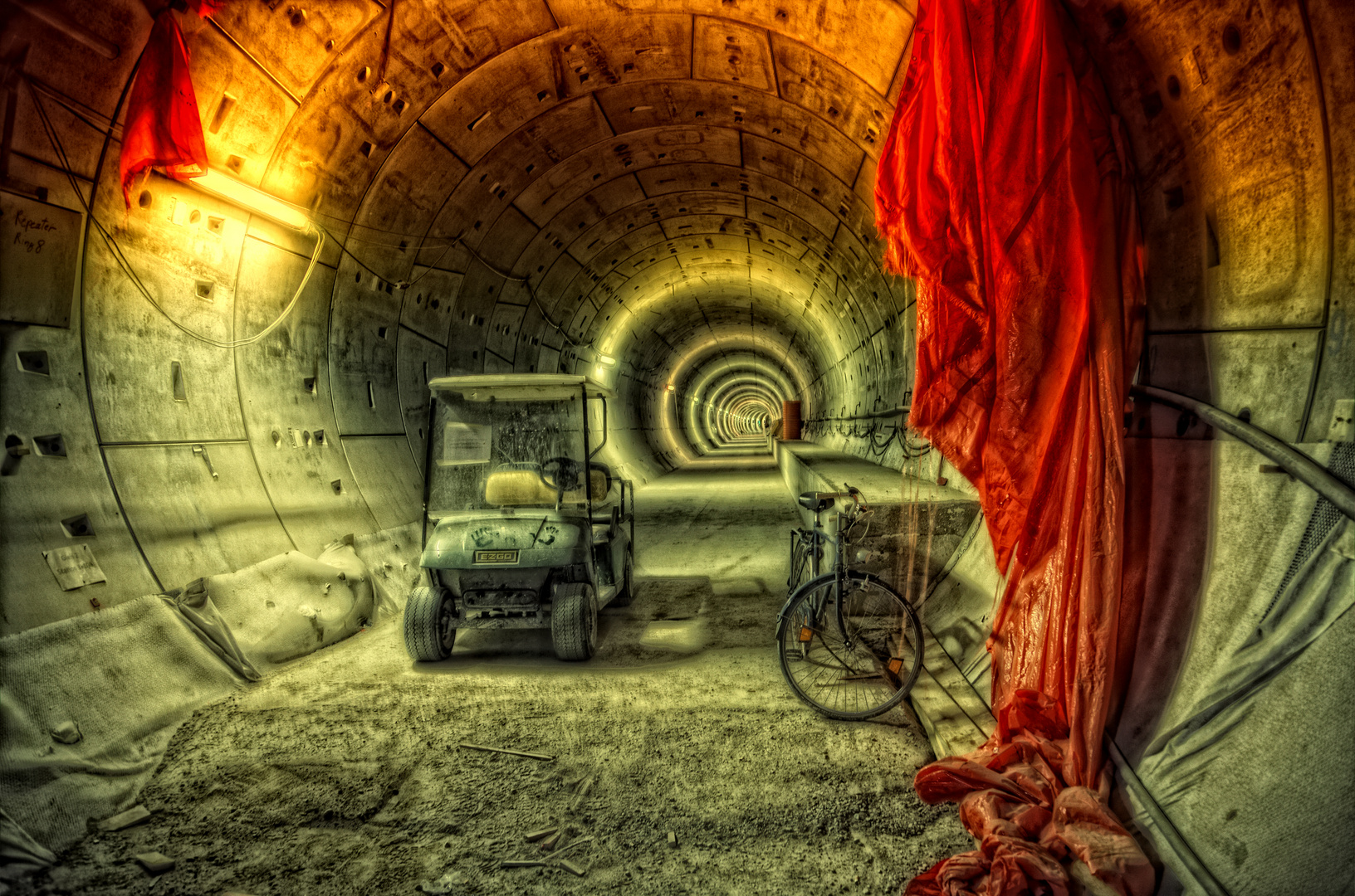 Tunneltransporter