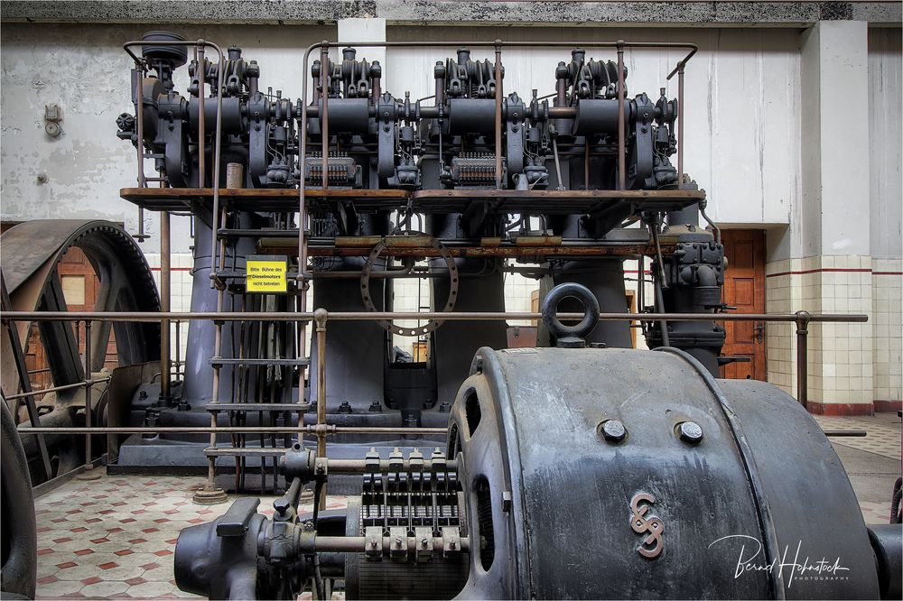 Turbinenhaus Dahlhausen ...