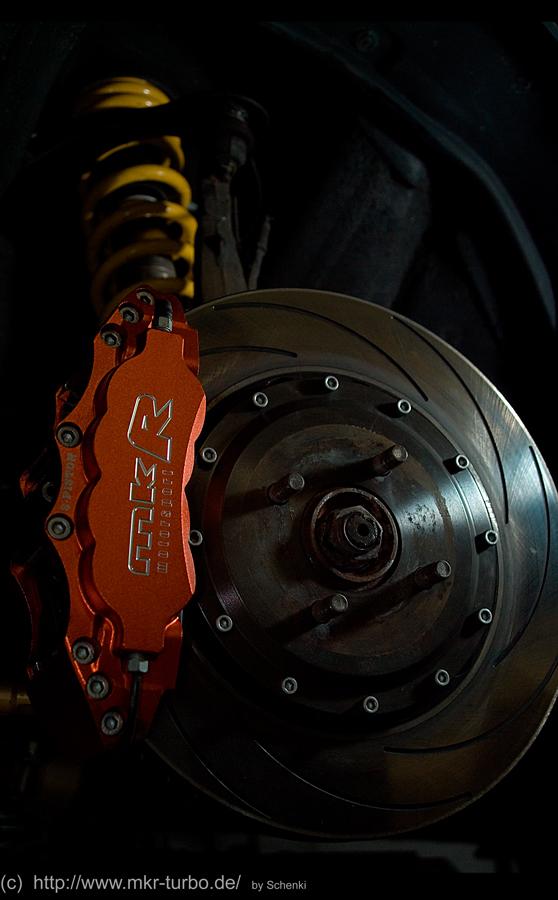 Turbo...Bremser