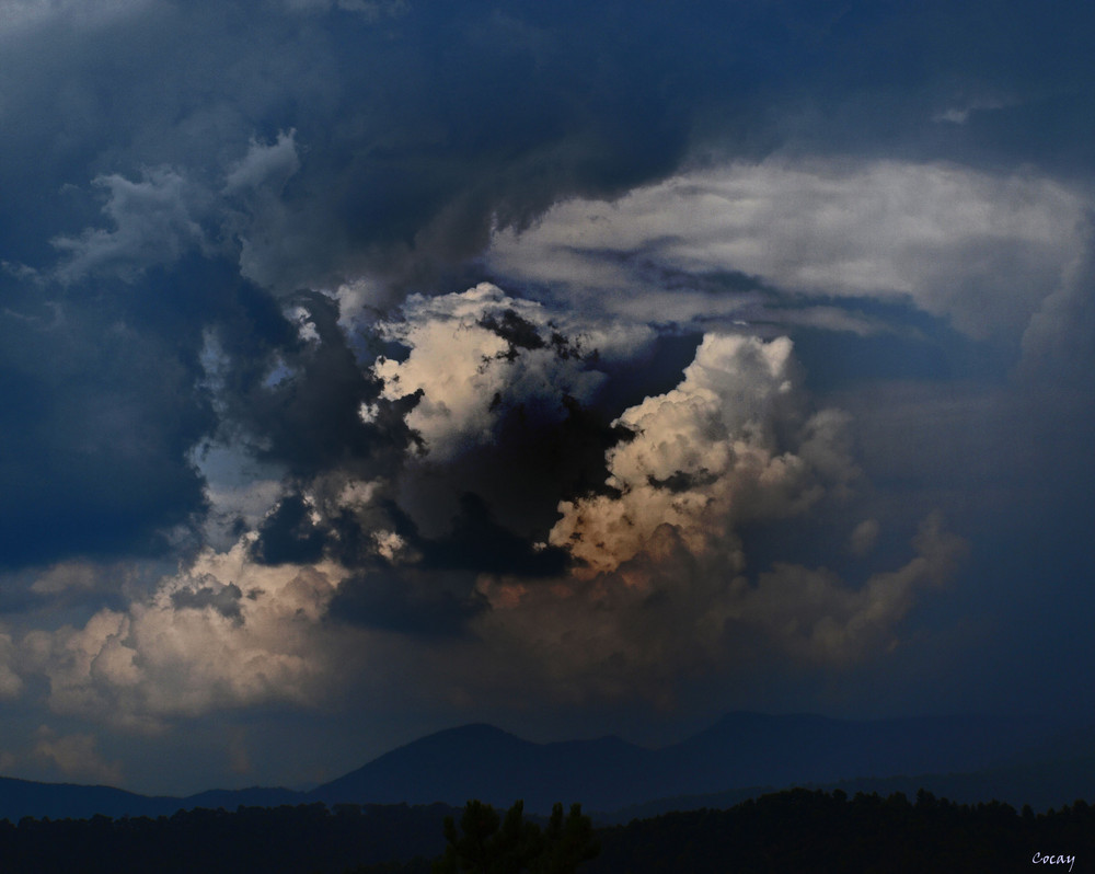 """ Turbulences célestes "" ..."